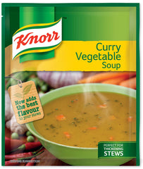 Knorr - Soup Curry Vegetable