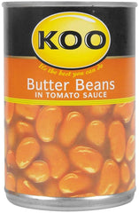Koo - Butter Beans in Tomato Sauce