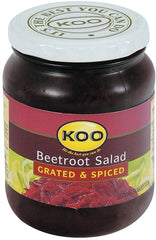 Koo - Salads - Beetroot - Grated & Spiced