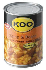 Koo - Samp in Curry Sauce