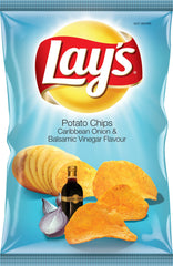 Lays - Carribean Onion & Balsamic Vinegar