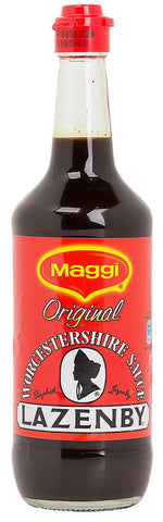 Maggi - Worcestershire sauce - 250ml bottles