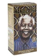 Mandela Tea - Organic Honeybush & Buchu  Tea