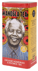 Mandela Tea - Organic Honeybush & Rooibos Tea