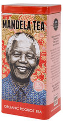 Mandela Tea - Organic Rooibos Tea (Red Bush Tea)