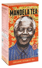 Mandela Tea - Organic Rooibos (Red Bush Tea) Tea