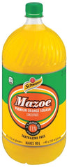 Mazoe - Orange Crush (made in Zimbabwe)
