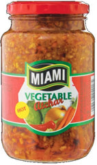 Miami - Atchar - Vegetable - Hot
