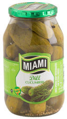Miami - Pickles - Dill Cucumbers