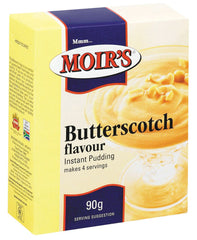 Moirs - Pudding - Butter Scotch