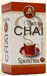 My-T - Black Tea Chai - Spiced Tea - 50g Boxes