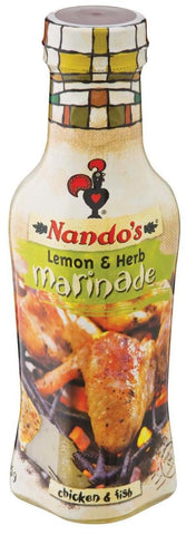 Nando's - Marinade - Lemon & Herb - 425g Bottles