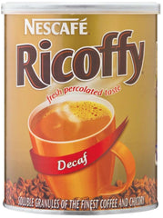 Nescafe - Ricoffy - Decaf