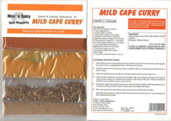 Nice 'n Spicy - Mild Cape Curry