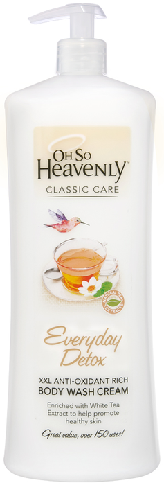 Oh So Heavenly - Body Wash Cream - Everyday Detox