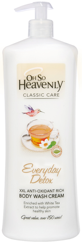 Oh So Heavenly - Body Wash Cream - Everyday Detox - 1L