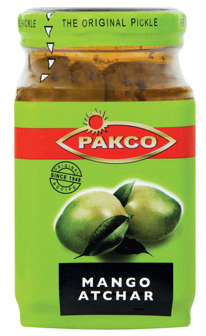 Pakco - Atcher - Mango Pickle - 410g Jars