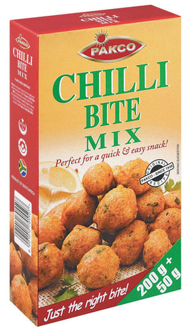 Pakco - Chilli Bite Mix - 250g Boxes