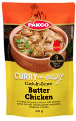Pakco - Curry Made Easy - Butter Chicken