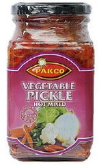 Pakco - Vegetable Pickle - Hot Mixed