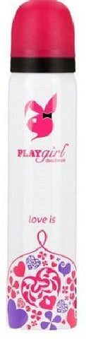 Playgirl - Deodorant - Love Is - 90ml Can