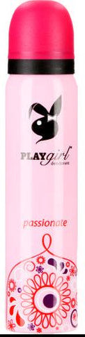 Playgirl - Deodorant - Passionate - 90ml Can