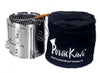 Potjie King - Stainless Steel Portable BBQ with Carry Bag - PotjieKing & Carry Bag