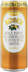 Roses - Kola Tonic & Lemonade