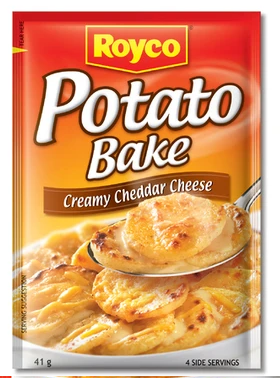 Royco - Potato Bake - Creamy Cheddar Cheese - 41g