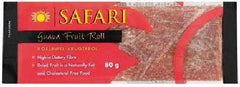 Safari - Dried Fruit - Roll - Guava
