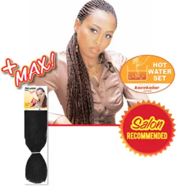 Sensationnel - Braids - Hot Water - #39 Reddish Brown