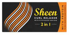 Sheen - Curl Relaxer and Black Hair Dye