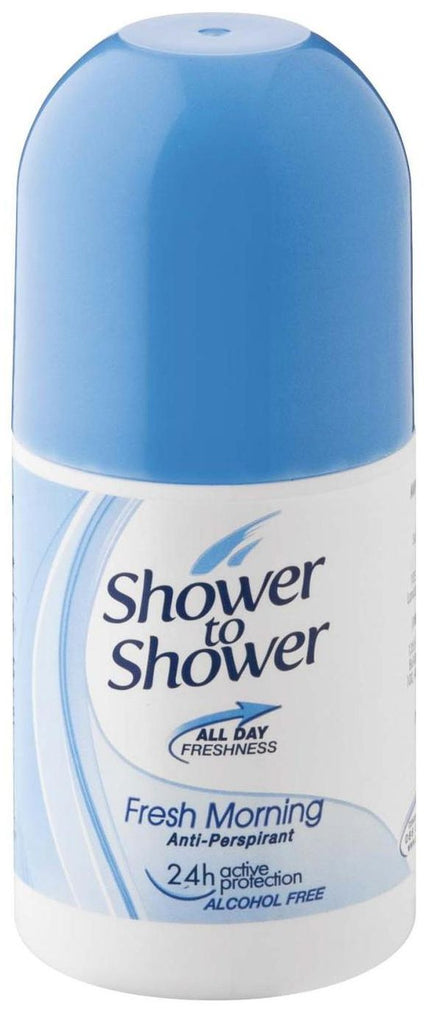 Shower to Shower - Antiperspirant Deoderant - Morning Fresh