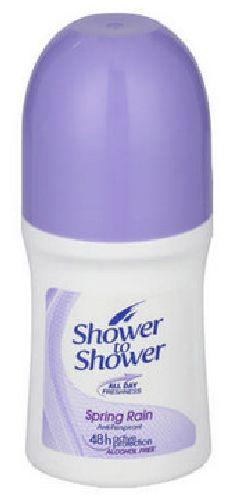 Shower to Shower - Roll on - Spring Rain (purple)