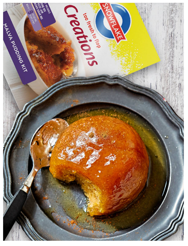 Snowflake - Creations - Malva Pudding - SPECIAL PRICE - 400g