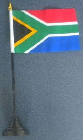 South Africa Flag - Desk Stands