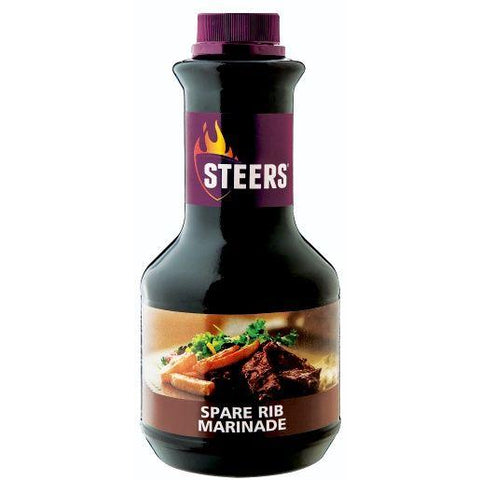 Steers - Marinade - Spare Ribs - 700ml Bottle
