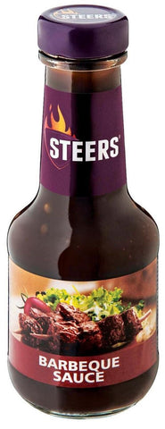 Steers - Sauce - Barbeque (BBQ) - 375ml Bottles