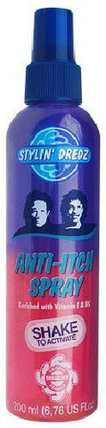 Stylin' Dredz - Anti Itch Spray - 200ml