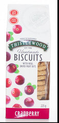 Thistlewood - Biscuits - Cranberry