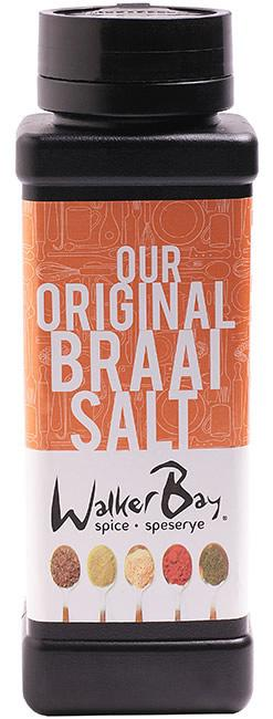 Walker Bay - Spice - Original Braai Salt