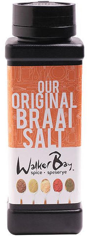 Walker Bay - Spice - Original Braai Salt - 400g Bottle