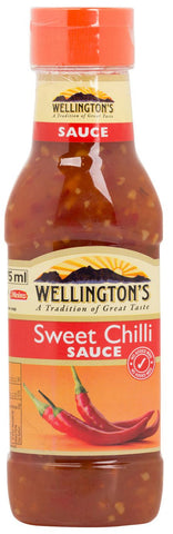 Wellington's - Sweet Chilli sauce - 375g squeezes