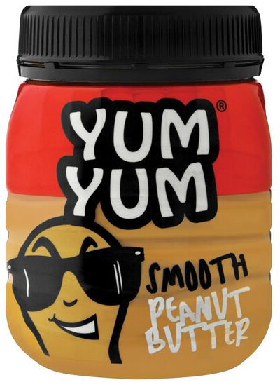 Yum Yum - Peanut Butter - Smooth
