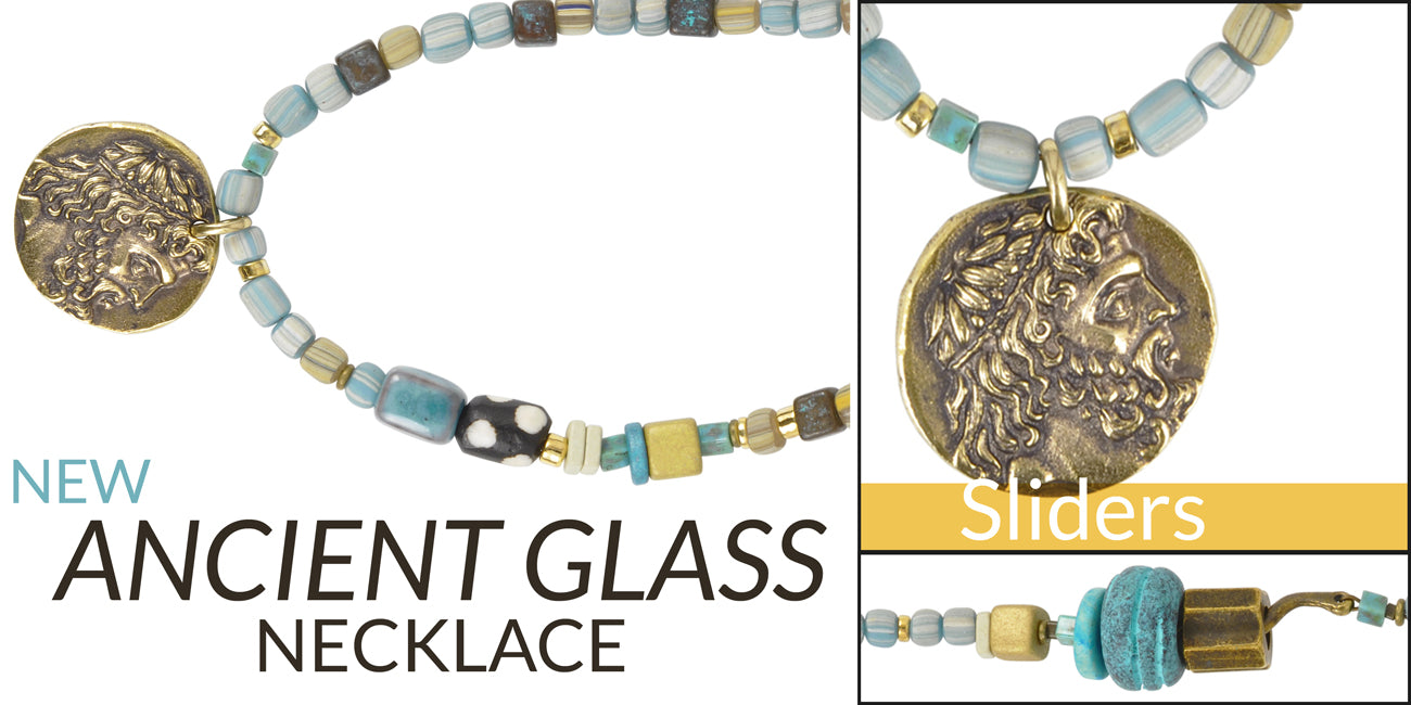 Ancient Glass Necklace Blog Amphora Beads