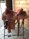 "14.5"" Scott Thomas Throphy Saddle"