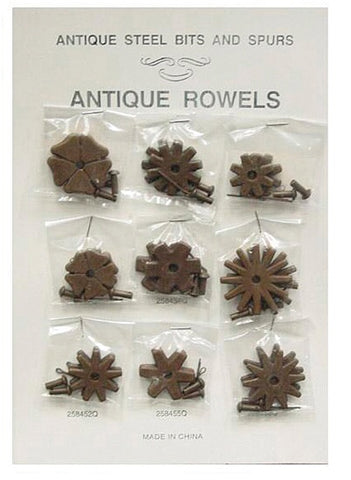 Antique Spur Rowel