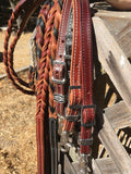 Twisted Laced Reins