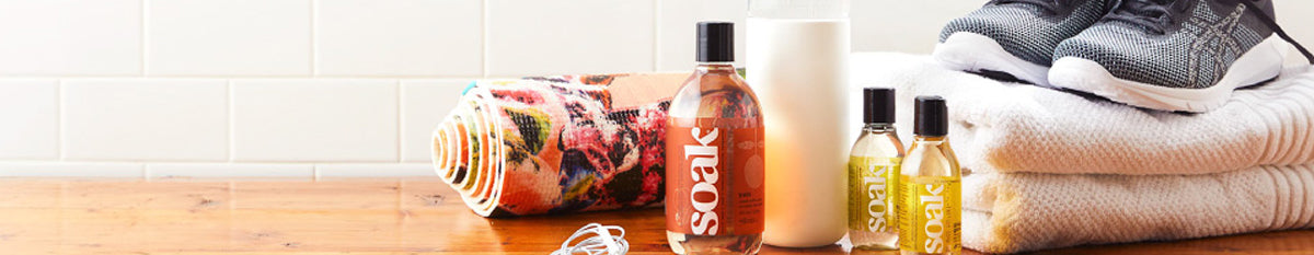 Soak Wash - Workout