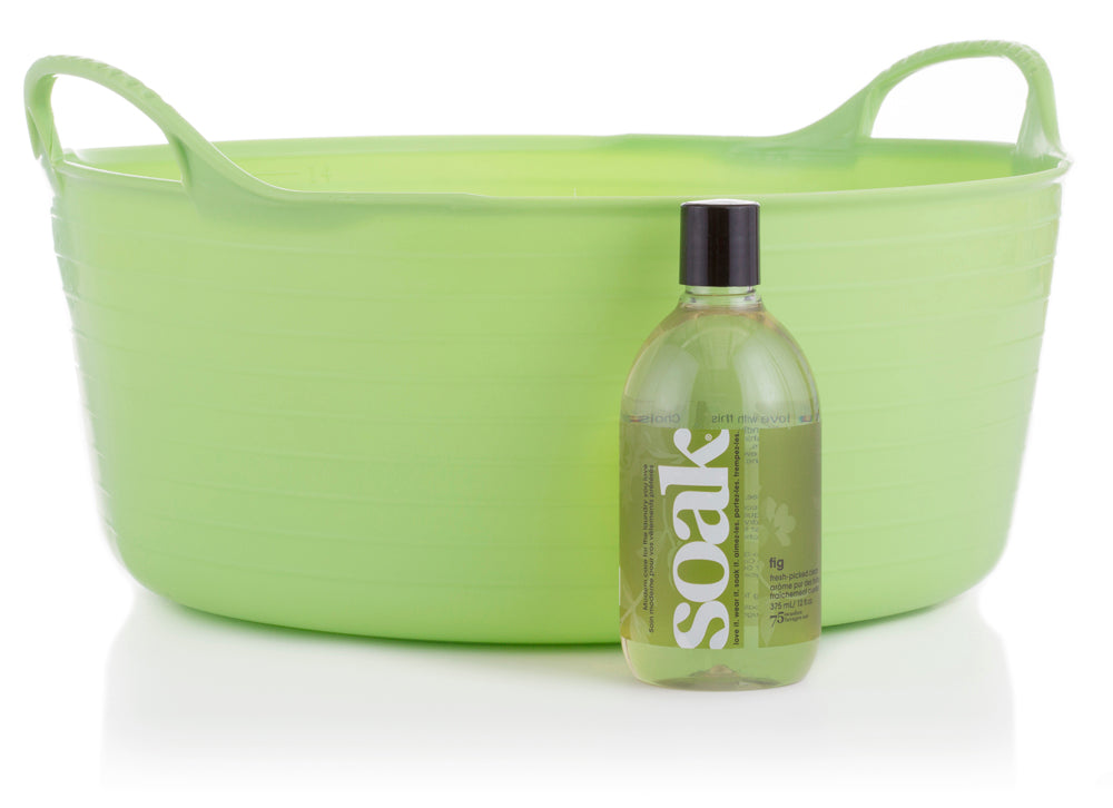 Fig Soak Basin Set